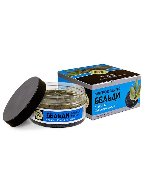 Мыло бельди с грязью Сакского озера
