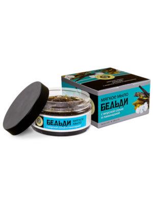 Мыло Бельди с морской солью и ламинарией