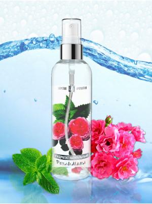 Гидролат роза и мята