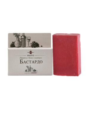 Крымское мыло натуральное Винная коллекция Бастардо