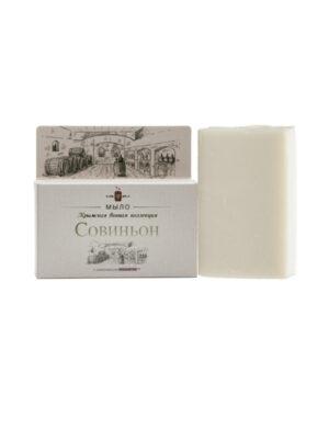 Крымское мыло натуральное Винное коллекция Совиньон