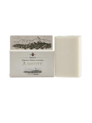Крымское мыло натуральное Винная коллекция Алиготэ