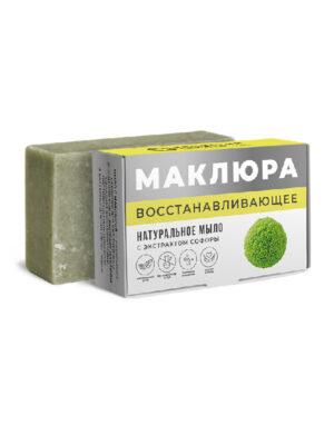 Мыло Маклюра Восстанавливающее с экстрактом софоры производствоДом Природы