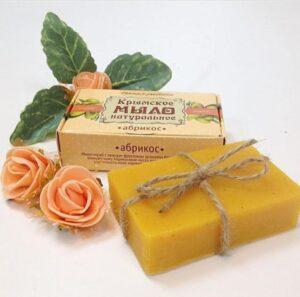 Натуральное крымское мыло F,hbrjc