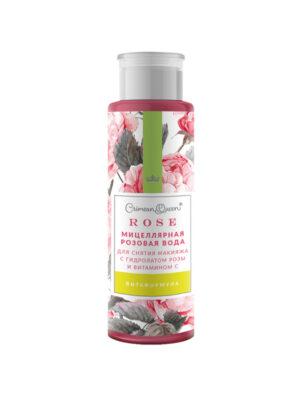 Мицеллярная вода для снятия макияжа Витаформула с гидролатом розы купить в Новосибирске