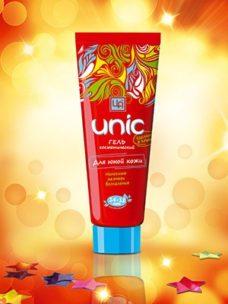 UNIC гель противовоспалительный