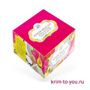 крем-масло крымская феерия коробочка