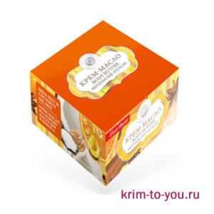 крем-масло марокканский апельсин коробочка