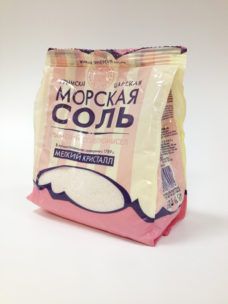 Розовая соль пищевая 0,5 кг_